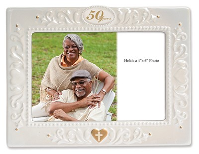 50 Years Photo Frame  -