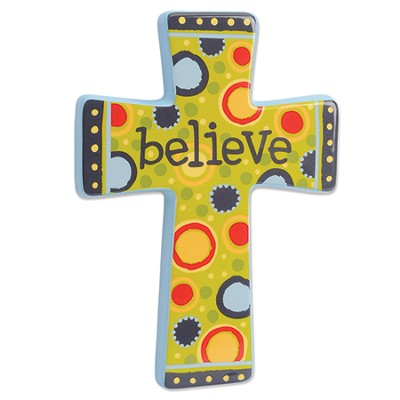 Believe Wall Cross  -
