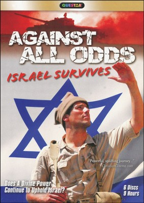 Against All Odds: Israel Survives (6 DVD Set)   -