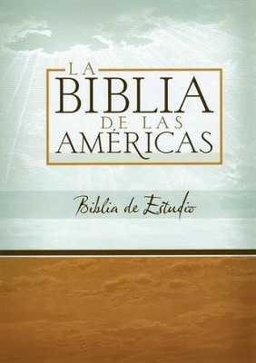 Biblia de Estudio LBLA, Enc. Dura  (LBLA Study Bible, Hardcover)  -     By: Holman Bible Editorial Staff