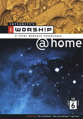 iWorship @ Home DVD, Volume 6  -