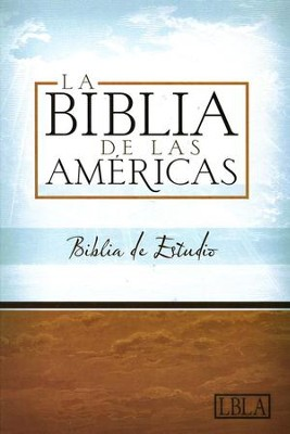 LBLA Biblia de Estudio LBLA Study Bible, Thumb-Indexed   -     By: Holman Bible Editorial Staff