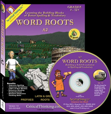 Word Roots A2 on CD-Rom   -
