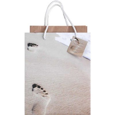 Footprints Giftbag, Small  -