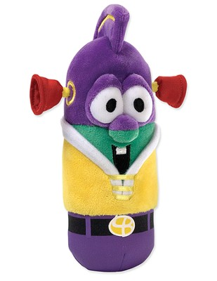 Veggie, Larry Boy Plush  -