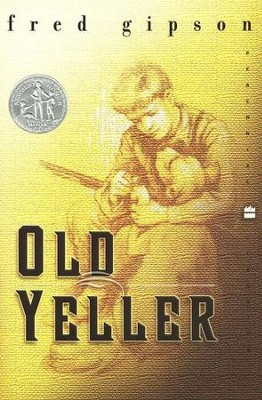 Old Yeller   -     By: Fred Gipson