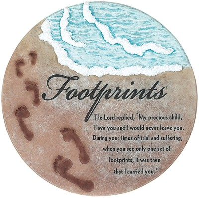 Footprints Stepping Stone  -