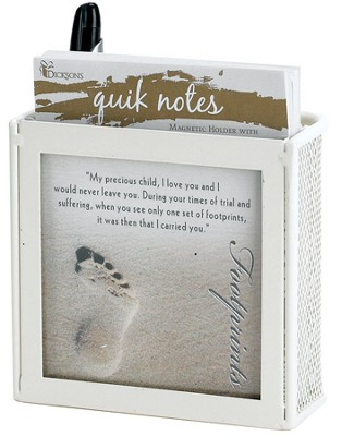 Footprints Note Sheets  -
