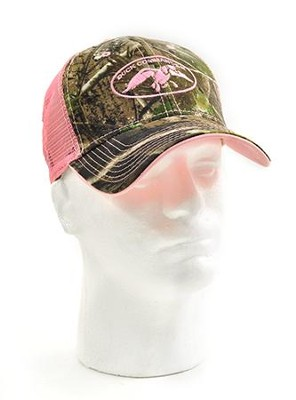 Duck Commander Cap, Camo and Pink Duck Commander Series   -