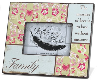 Family the Measure of Love Photo  -