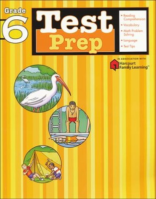Test Prep: Grade 6  -     By: Flash Kids Editors