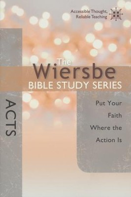 Acts: The Warren Wiersbe Bible Study Series   -     By: Warren W. Wiersbe