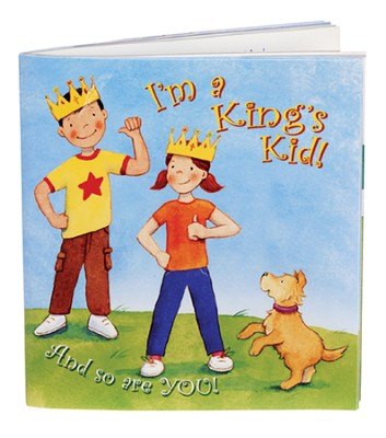 Kings Kid Book  -