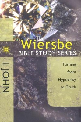 1 John: The Warren Wiersbe Bible Study Series   -     By: Warren W. Wiersbe