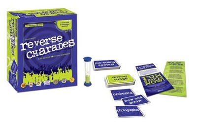 Reverse Charades ® Game   -
