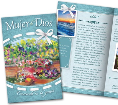 Mujer de Dios Devocional  (Woman of God Devotional)  -