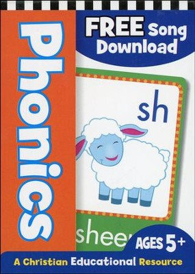 Phonics Christian Flash Cards   -