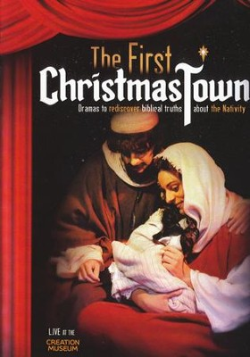 The First Christmas Town, DVD   -