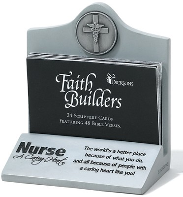 Nurse Scripture Cards  -