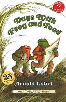 Days with Frog and Toad: An I Can Read Book, Level 2   -     By: Arnold Lobel