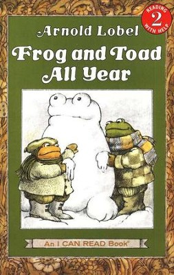 Frog and Toad All Year   -     By: Arnold Lobel