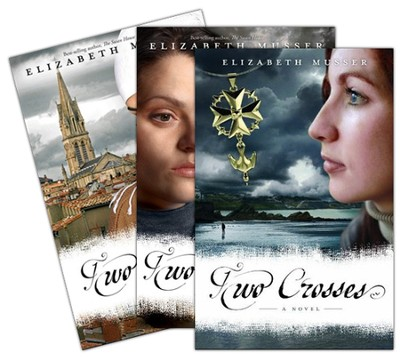 Secrets of the Cross Trilogy Series, Volumes 1-3  -     By: Elizabeth Musser