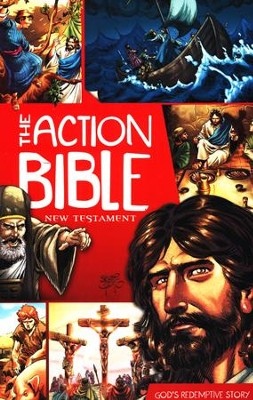 The Action Bible New Testament  -