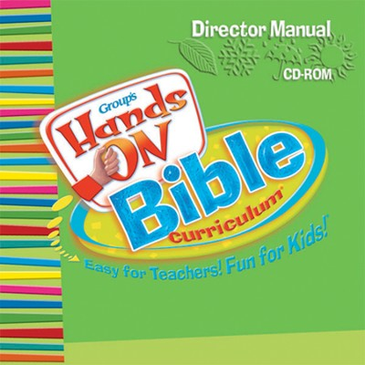 Hands-on-Bible Curriculum, Director's Manual CD-ROM (Undated)  -