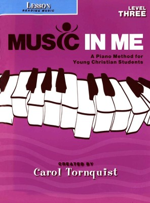Music In Me: Lesson Level 3  -