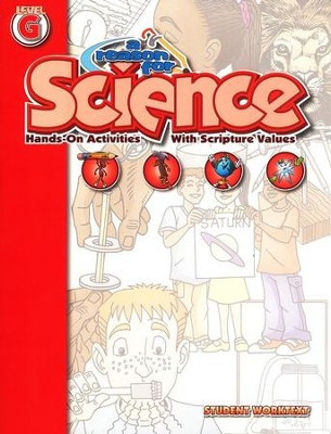 A Reason for Science, Level G, Complete Homeschool Kit  -