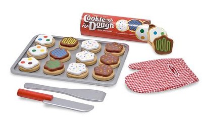 Slice and Bake Cookies Food Play Set  -