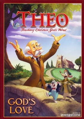 Theo: God's Love, Multilingual DVD   -     By: Theo