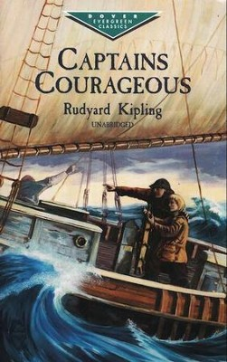 Captains Courageous, Unabridged   -     By: Rudyard Kipling