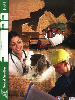 4th Edition Social Studies PACE 1034, Grade 3   -