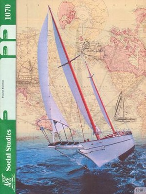 Social Studies PACE 1070 (4th Edition), Grade 6   -