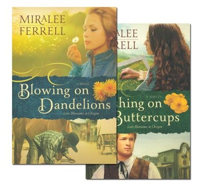 Love Blossoms in Oregon Series, Volumes 1 & 2  -     By: Miralee Ferrell
