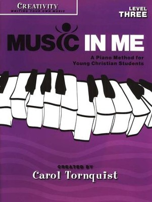 Music In Me: Creativity Level 3  -