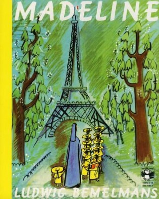 Madeline, paperback and audiobook on CD  -     By: Ludwig Bemelmans