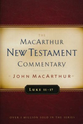 Luke 11-17: MacArthur New Testament Commentary  - Slightly Imperfect  -     By: John MacArthur