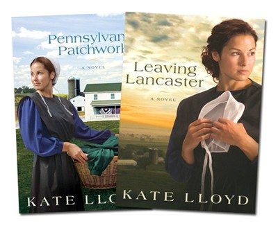 Legacy of Lancaster Trilogy, Volumes 1 & 2  -     By: Kate Lloyd