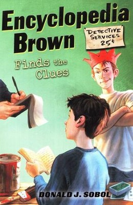 Encyclopedia Brown Finds the Clues  -     By: Donald J. Sobol