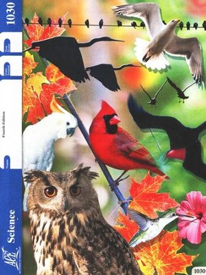 4th Edition Science PACE 1030, Grade 3   -