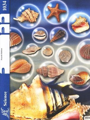 4th Edition Science PACE 1034, Grade 3   -