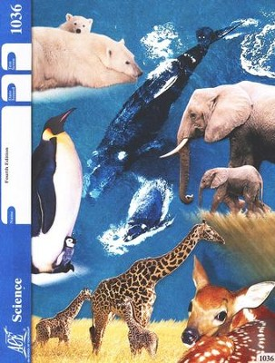 4th Edition Science PACE 1036, Grade 3     -