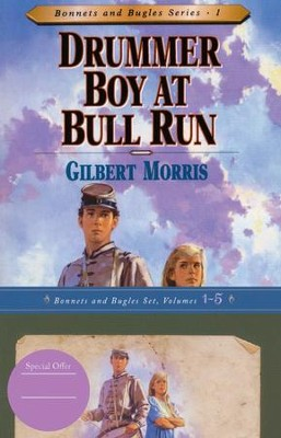 Bonnets and Bugles Series Books 1-5  -     By: Gilbert L. Morris