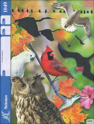 Grade 5 Science PACE 1049 (4th Edition)  -