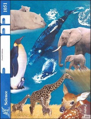Grade 5 Science PACE 1051 (4th Edition)  -