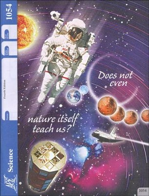 Grade 5 Science PACE 1054 (4th Edition)  -
