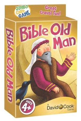 Bible Old Man  -
