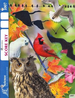 Science PACE SCORE Key 1007, Grade 1, 4th Edition   -